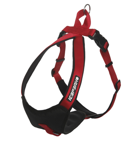 Шлейка PROZONE SUPER HARNESS, красная