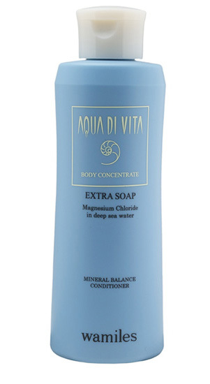 Мыло жидкое для тела Wamiles Aqua Di Vita Body Concentrate Extra Soap, 300 мл