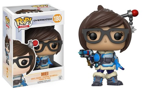 Overwatch Mei Funko Pop! Vinyl Figure || Овервотч - Мэй