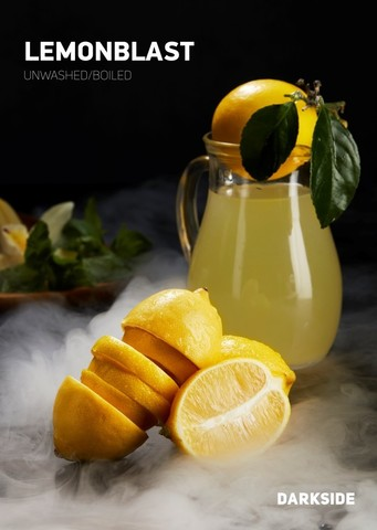 Dark Side Lemonblast 100г