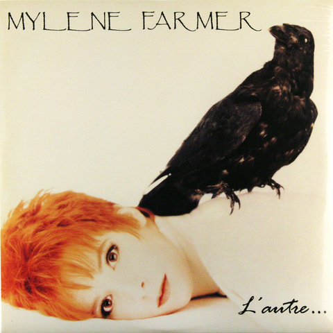 Виниловая пластинка. Mylene Farmer