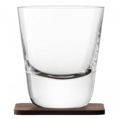 Набор из 2 стаканов Arran Whisky с деревянными подставками, 250 мл, фото 5