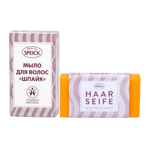 ШПАЙК Мыло для волос «ШПАЙК», 45 г