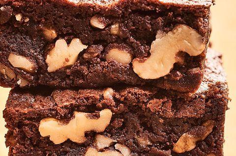 Шоколадный безглютеновый Брауне с грецкими орехами