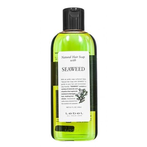 Шампунь для волос LEBEL SEAWEED, 240 мл.