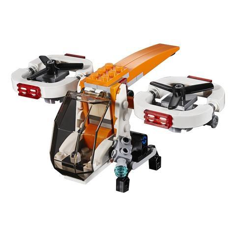 LEGO Creator: Дрон-разведчик 31071 — Drone Explorer — Лего Креатор Создатель