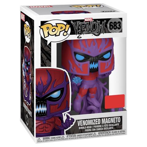 Фигурка Funko POP! Bobble: NYCC Exc: Marvel: Venom: Magneto (Exc) 50689