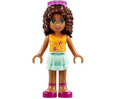 LEGO Juniors: Грузовик с мороженым Эммы 10727 — Emma's Ice Cream Truck — Лего Джуниорс Подростки