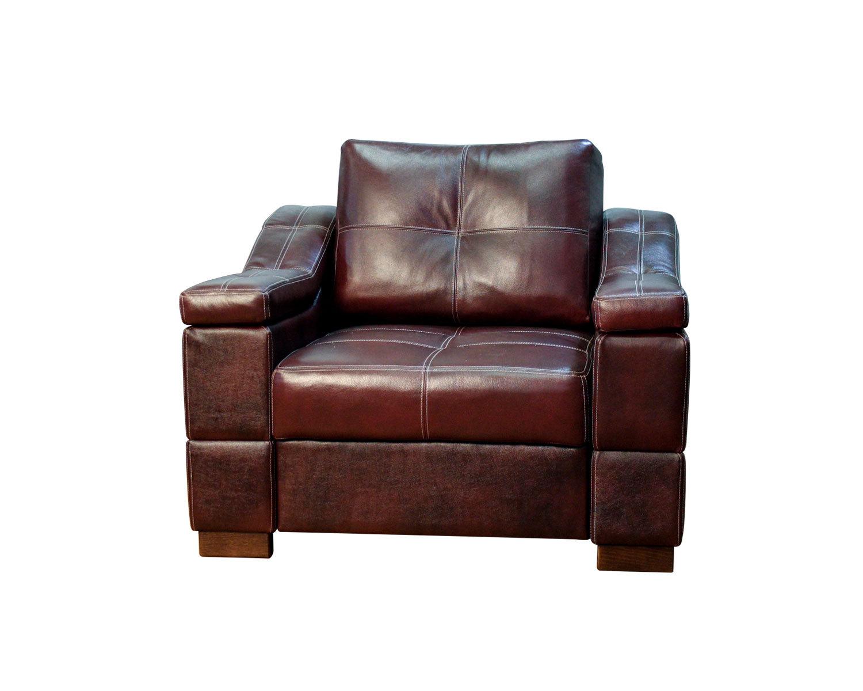 Кресло Макс П5, контрастные нитки