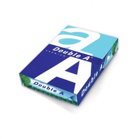 Бумага для офисной техники Double A (А4, марка A+, 80 г/кв.м, 500 листов)