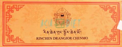 Rinchen Drangjor Chenmo РИНЧЕН ДАНЖОР ЧЕНМО, Men-Tsee-Khang, 10  шт.