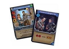 Кланк! Набор из 2 промо-карт для дополнения «Проклятие мумии»