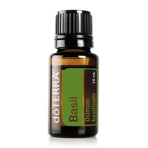 Базилик (Ocimum basilicum), эфирное масло, 15 мл /BASIL ESSENTIAL OIL