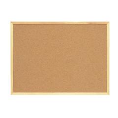 Доска пробковая Attache Economy 30х45 см деревянная рама
