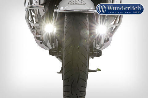 Wunderlich LED дополнительный свет Micro Flooter BMW K1600GT- черный