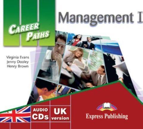 Management I (Audio CDs) - Диски для работы (Set of 2)