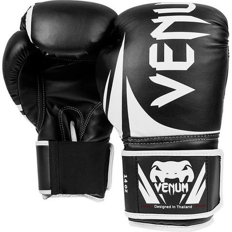 Перчатки для бокса Venum Challenger 2.0 Boxing Gloves - Black