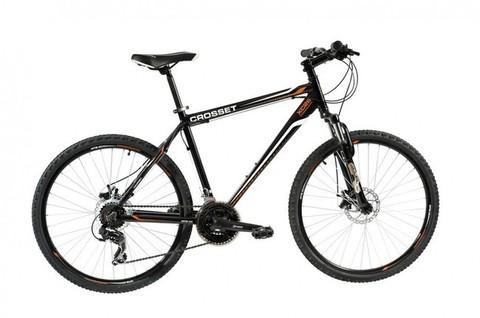 горный велосипед Crosset XC26 оранжевый