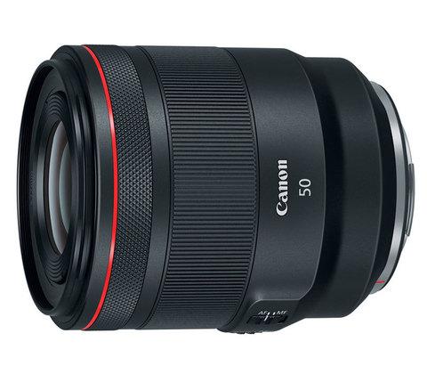 Объектив Canon RF 50mm f/1.2 L USM
