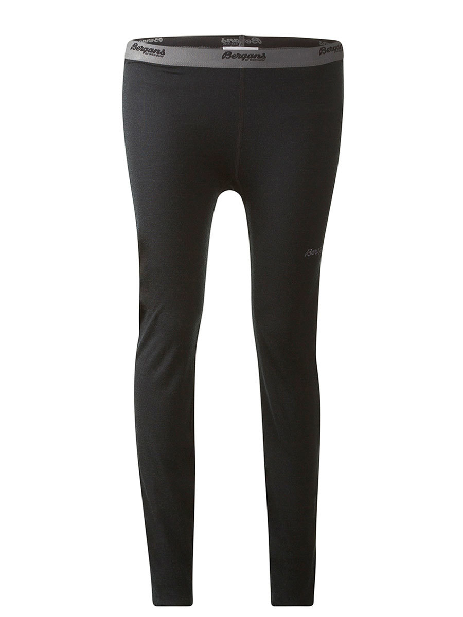 Bergans термобелье брюки 1867 Akeleie Lady Tights Black