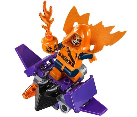 LEGO Super Heroes: Человек-паук союз с Призрачным гонщиком 76058 — Ghost Rider Team-Up — Лего Супергерои Марвел
