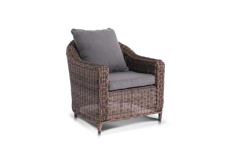 Кресло «Кон Панна» из искусственного ротанга