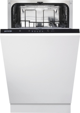Встраиваемая посудомоечная машина шириной 45 см Gorenje GV52011