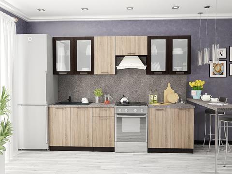 Кухонный гарнитур Брауни 1