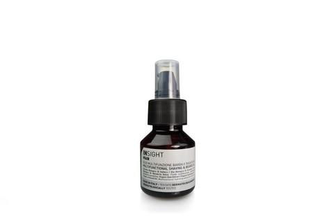 INSIGHT MAN Многофункциональное масло для бритья и бороды (50 мл)