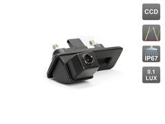 Камера заднего вида для Skoda Roomster Avis AVS326CPR (#123)