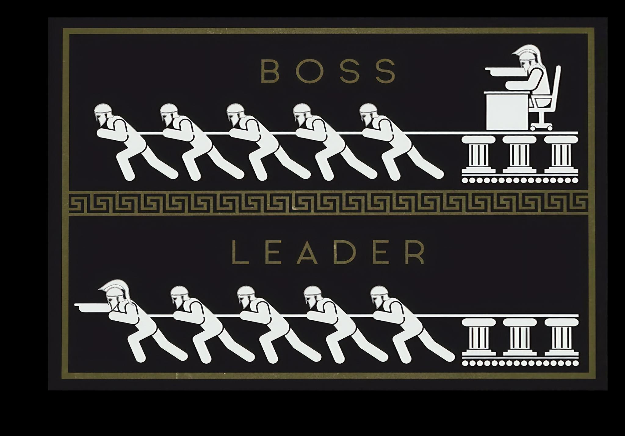 привлекает картинка это босс это лидер ноябре