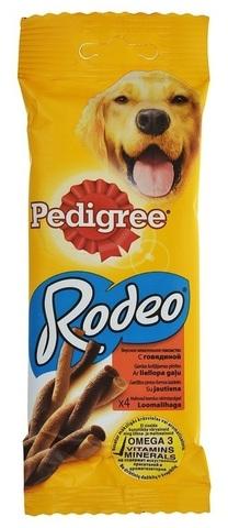 Педигри Родео для взрослых собак всех пород 70г