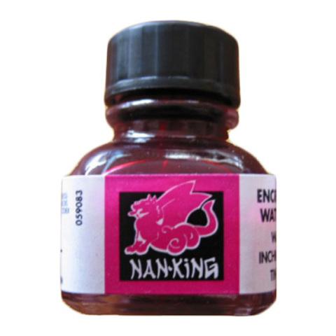 Тушь Lefranc&Bourgeois «Nan King» водоустойчивая кармин 11 мл