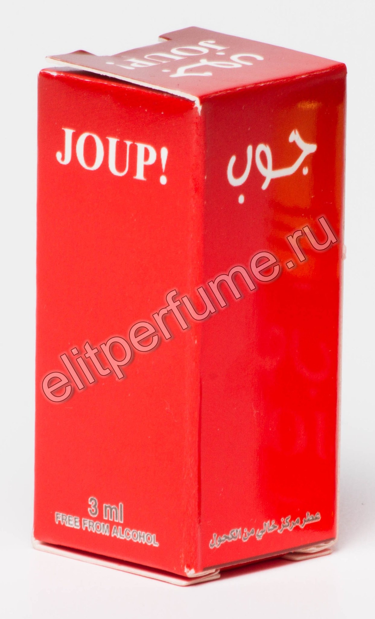 Joup Джуп 3мл арабские масляные духи от Захра Zahra Perfumes
