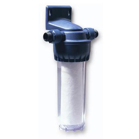 фильтр с прозрачным корпусом Аквафор для холодной воды.