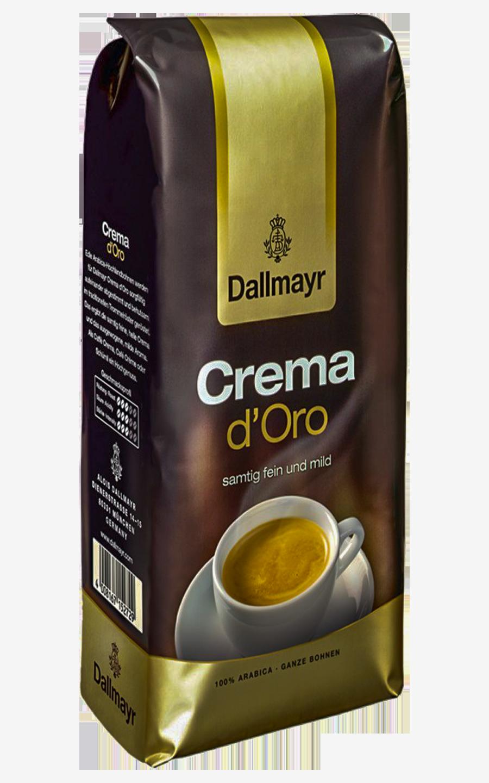 Кофе в зернах Dallmayr Crema d'Oro 500 1