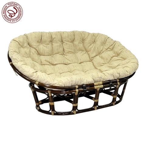 Кресло МAМASAN Down  (подушка рогожка)2