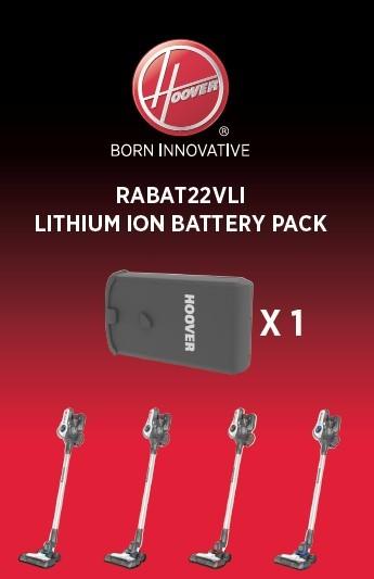 Аккумуляторы для пылесосов Аккумуляторная батарея для пылесосов Hoover Rhapsody