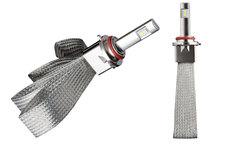 Комплект LED ламп головного света HВ3 (гибкий кулер) ULTRA BRIGHT 5500k VIPER