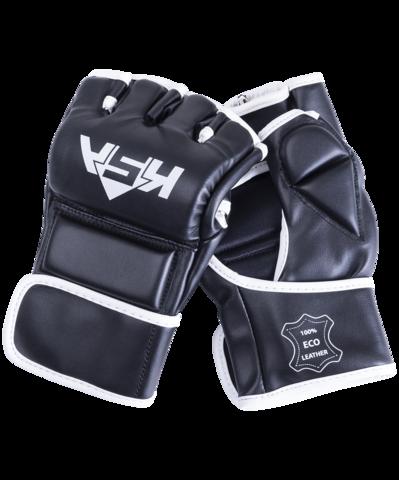 Перчатки для самбо Wasp чёрные