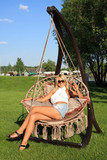 Подвесное кресло Aruba без каркаса