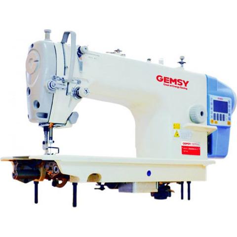 Одноигольная прямострочная швейная машина Gemsy GEM 8951-D-Y | Soliy.com.ua