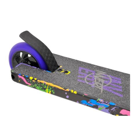 Трюковый самокат Invert TS 2 Plus Hydro Dip violet