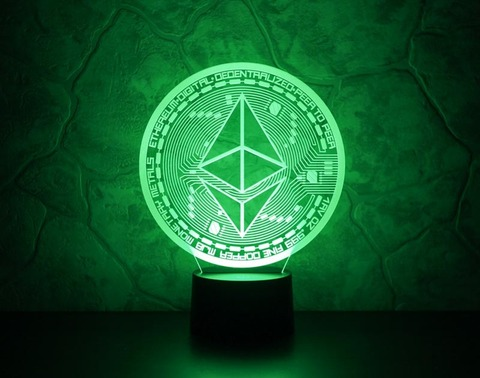 Лампа Ethereum (Эфириум)