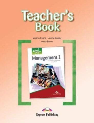 Management 1. Teacher's Book. Книга для учителя
