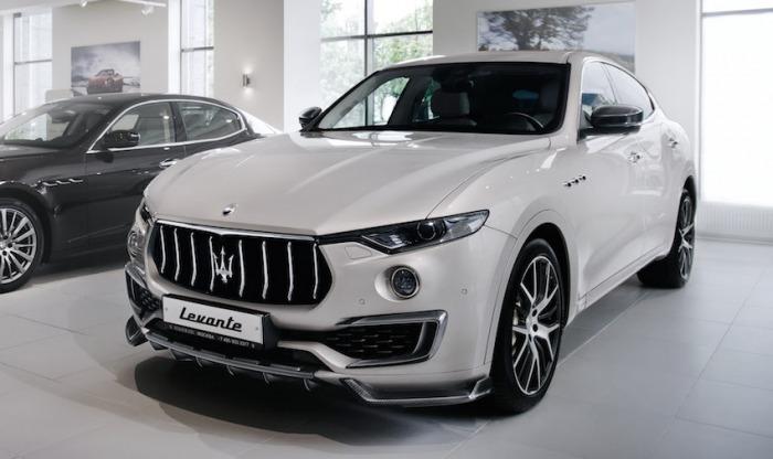 Обвес Larte Design для Maserati Levante PAI