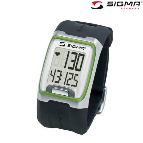 Часы спортивные SIGMA PC-3.11 GREEN 23112