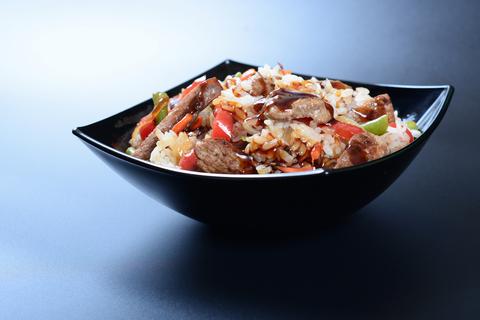 Рис со свининой в любом исполнении