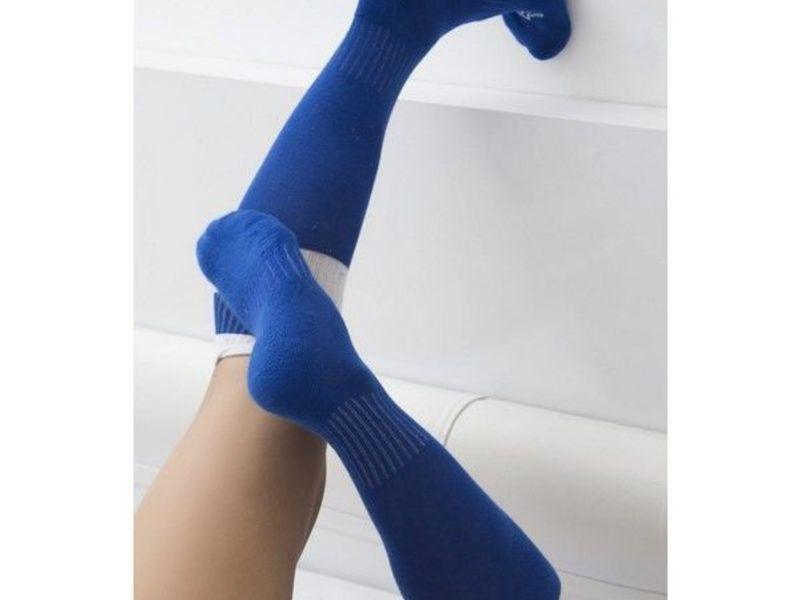 Мужские гетры синие