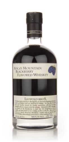 Виски Rocky Mountain Blackberry Flavored 0,7 л 40 % leopold bros
